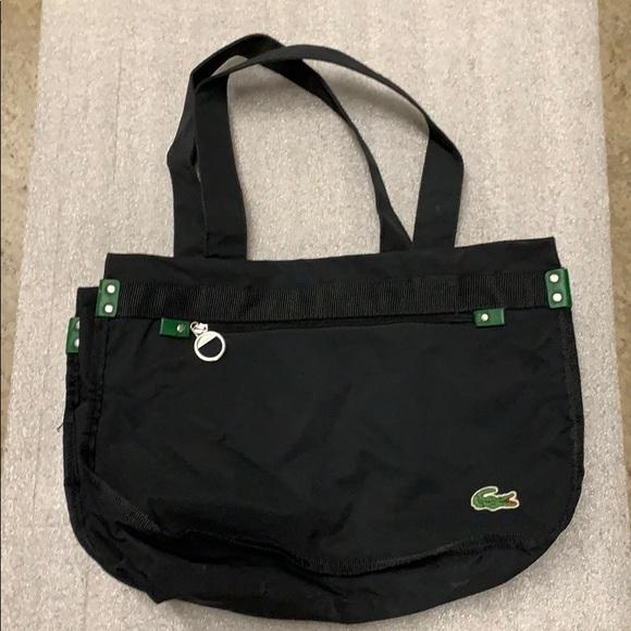 Lacoste Handbags - Lacoste hand bag